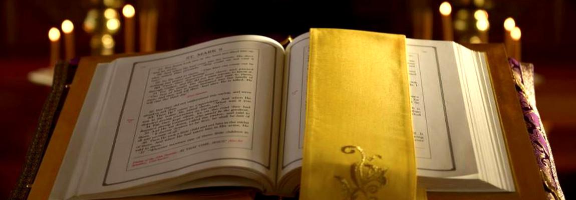 slider reading gospel