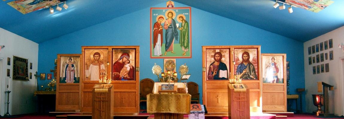 church interior WIDE